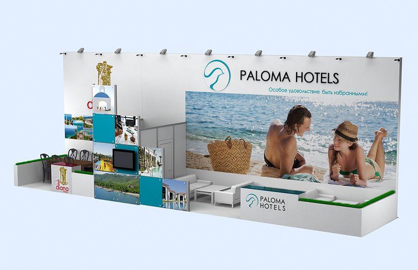 Paloma Hotels Mitt 2015